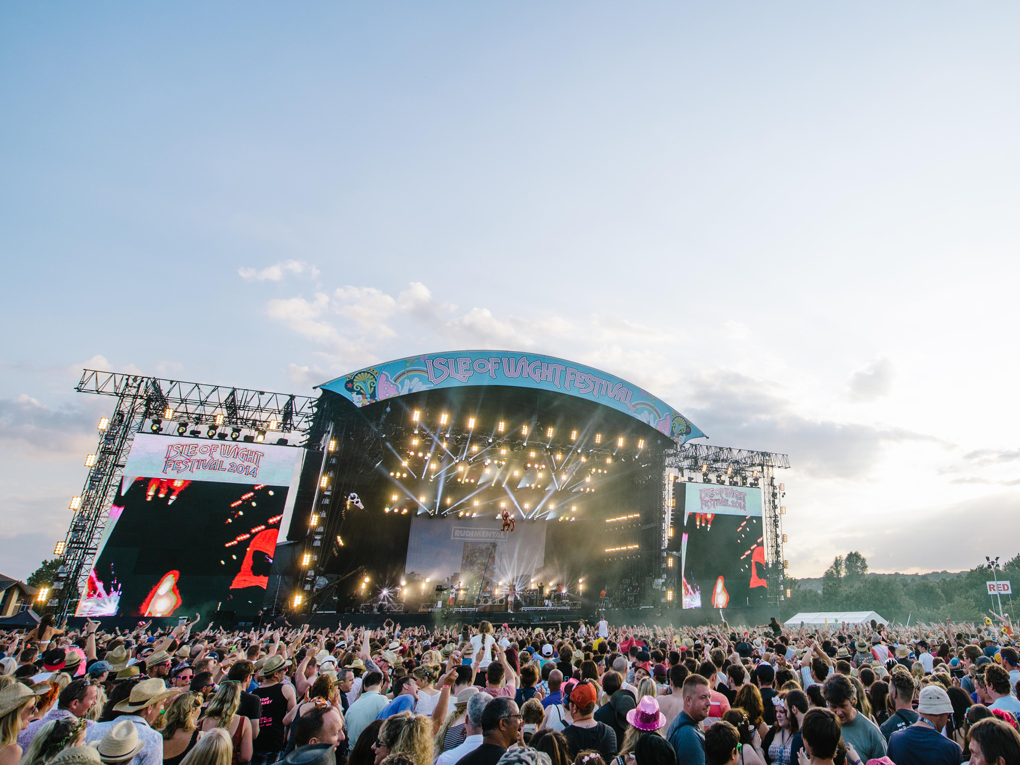 Win a pair of VIP tickets to The Isle of Wight Festival 2015
