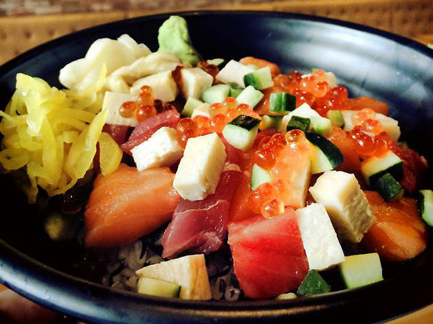 The best chirashi dons under $30