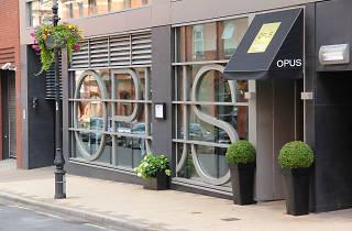 Opus Restaurant Birmingham
