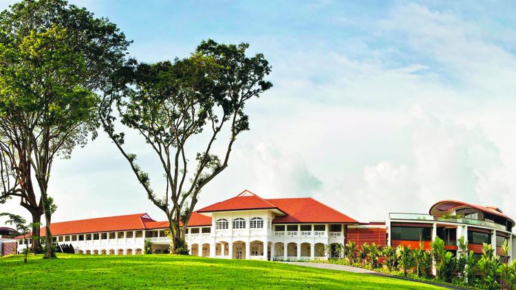 The Capella Singapore