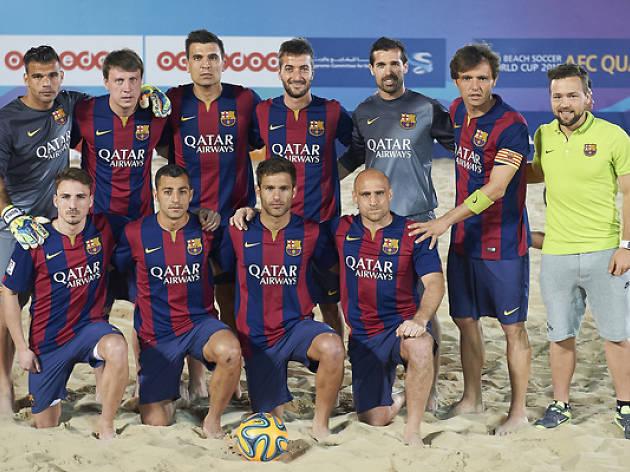 Barcelona Beach Soccer Cup 2015