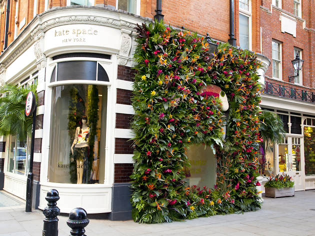 Kate Spade during Chelsea in Bloom