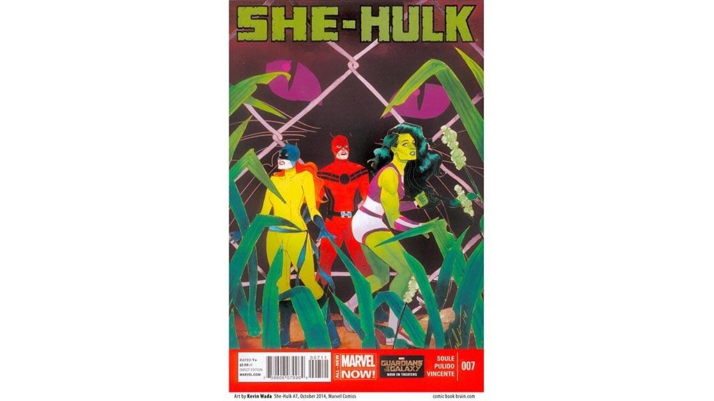 Kevin Wada, She-Hulk