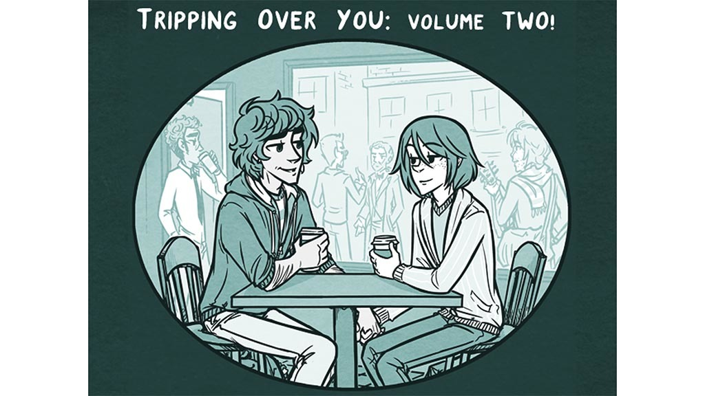 Suzana Harcum and Owen White, Tripping Over You