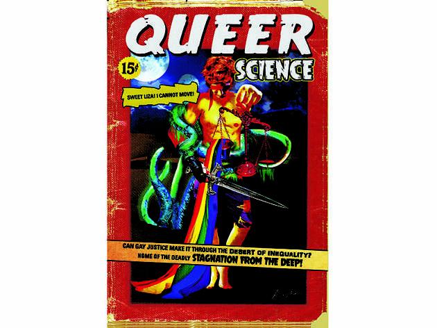 Alvaro Galvan, Queer Science