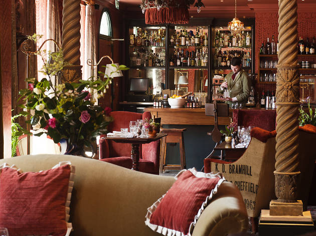 The top 10 bars and pubs in London - Zetter Townhouse