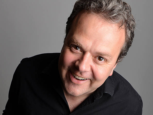Hal Cruttenden: Straight out of Cruttenden