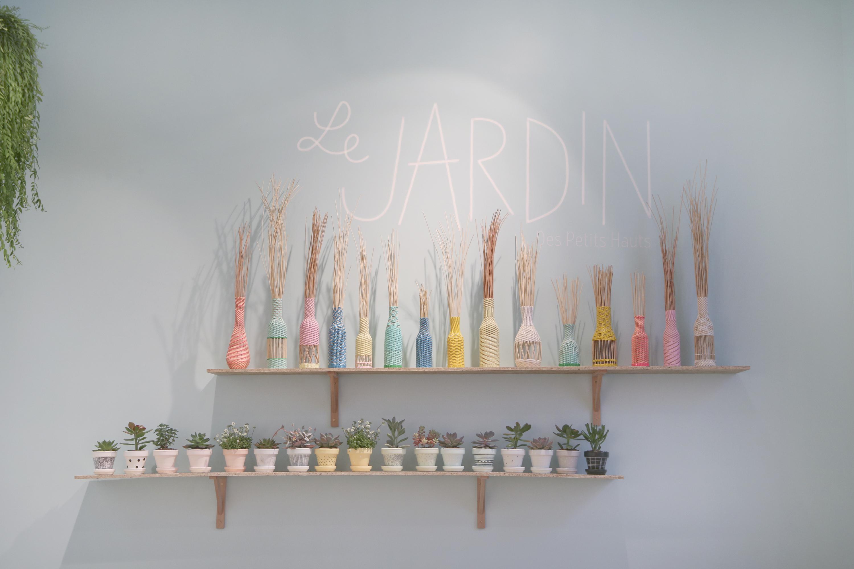 Le Jardin by Des Petits Hauts