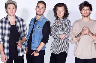 One Direction 2015 without Zayn :'(