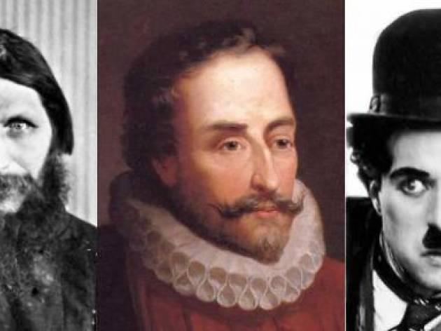Encontros imaginaris: Miguel de Cervantes i Charles Chaplin 'Charlot'