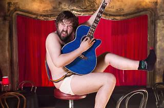 Nick Helm's Heavy Entertainment