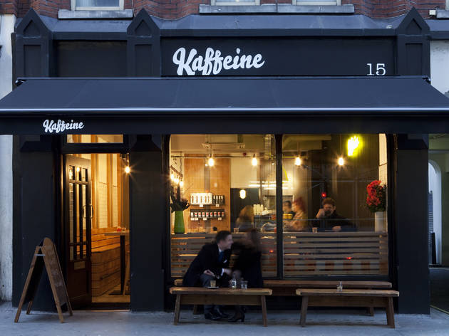 Kaffeine Eastcastle Street