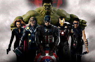 The Avengers + Avengers: Age of Ultron