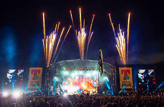 T in the Park competition 2015