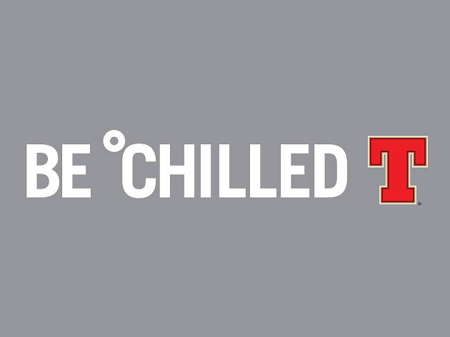 T in the Park Be Chilled logo