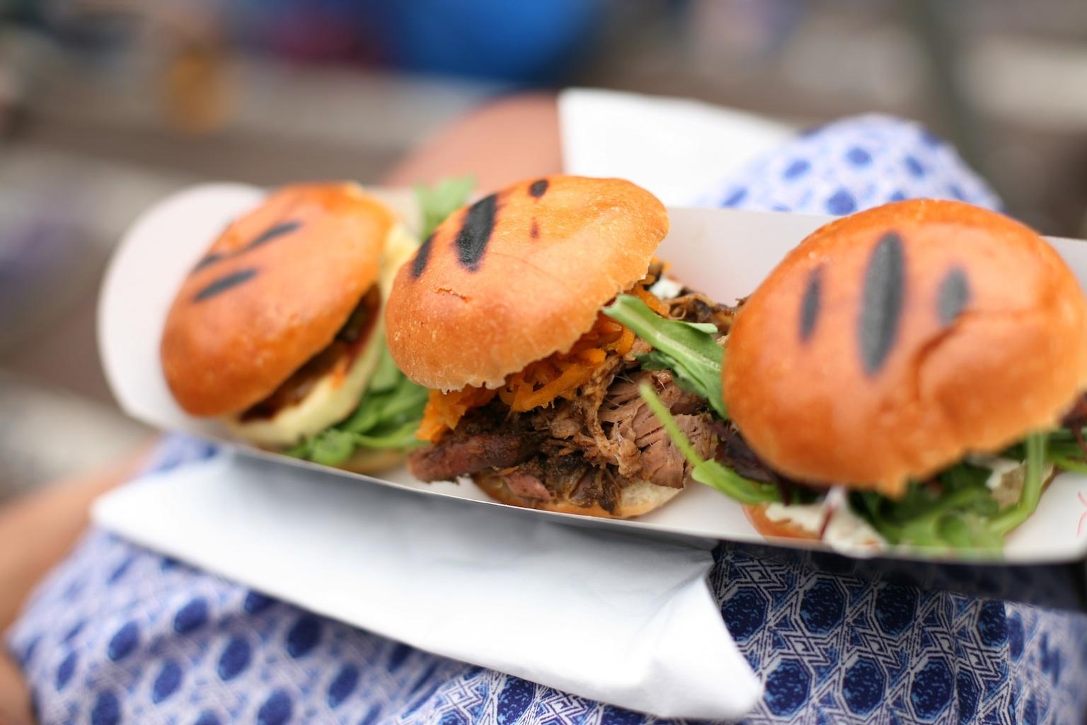 How street food conquered music festivals