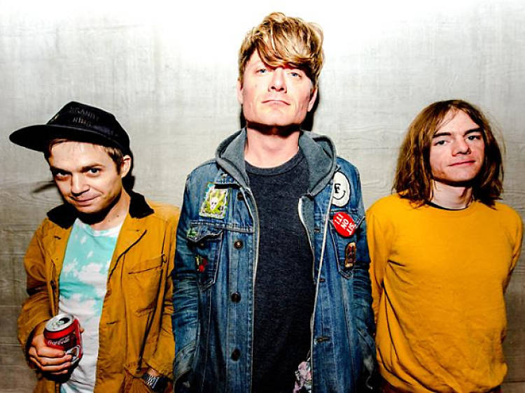 Vendredi 22 mai : Thee Oh Sees + The Gories + Ausmuteants + Kevin Morby