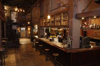 Bar Ilegal Pop-Up at Harvard & Stone