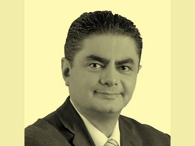 Luis Ángel Espinoza Cházaro