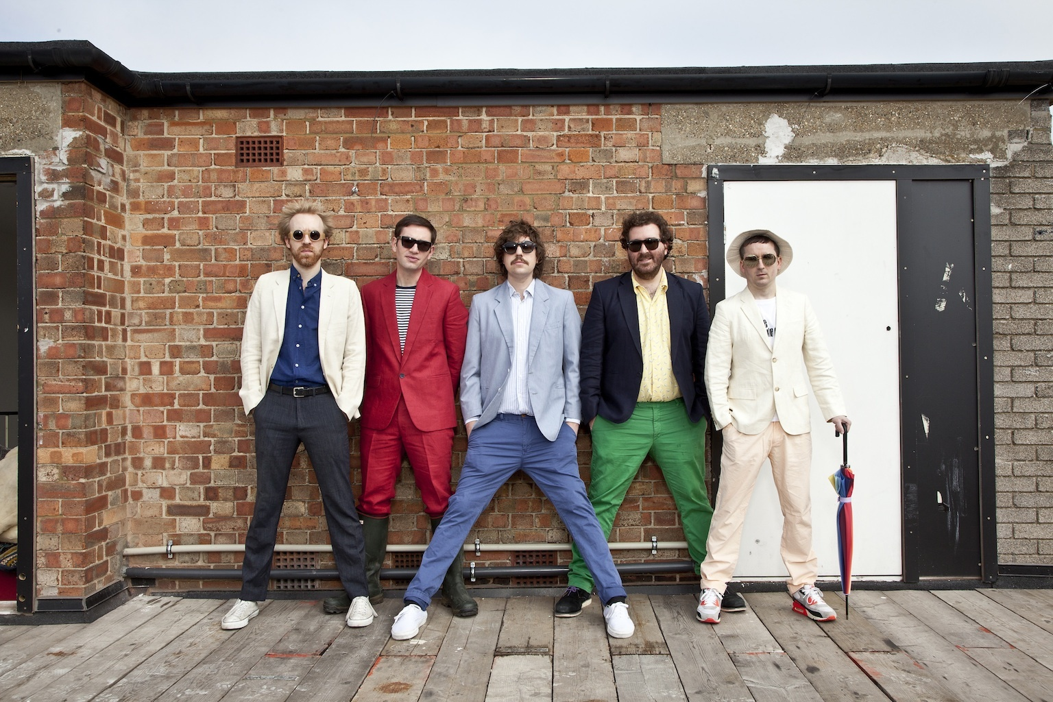 Hot Chip talk festival boozing and clubbing as a grown-up