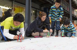 Institute of Imagination Mini Maker Faire