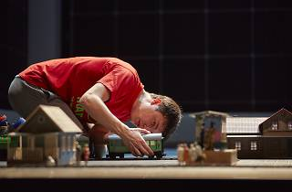 Joshua Jenkins (Christopher) in The Curious Incident of the Dog in the Night-Time UK Tour