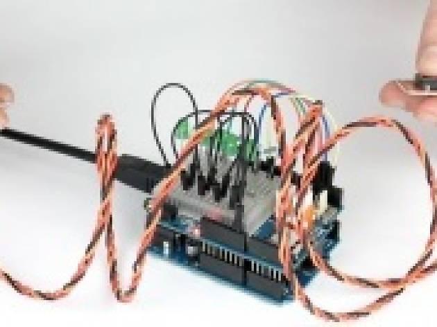 Aprende electrónica interactiva con Arduino