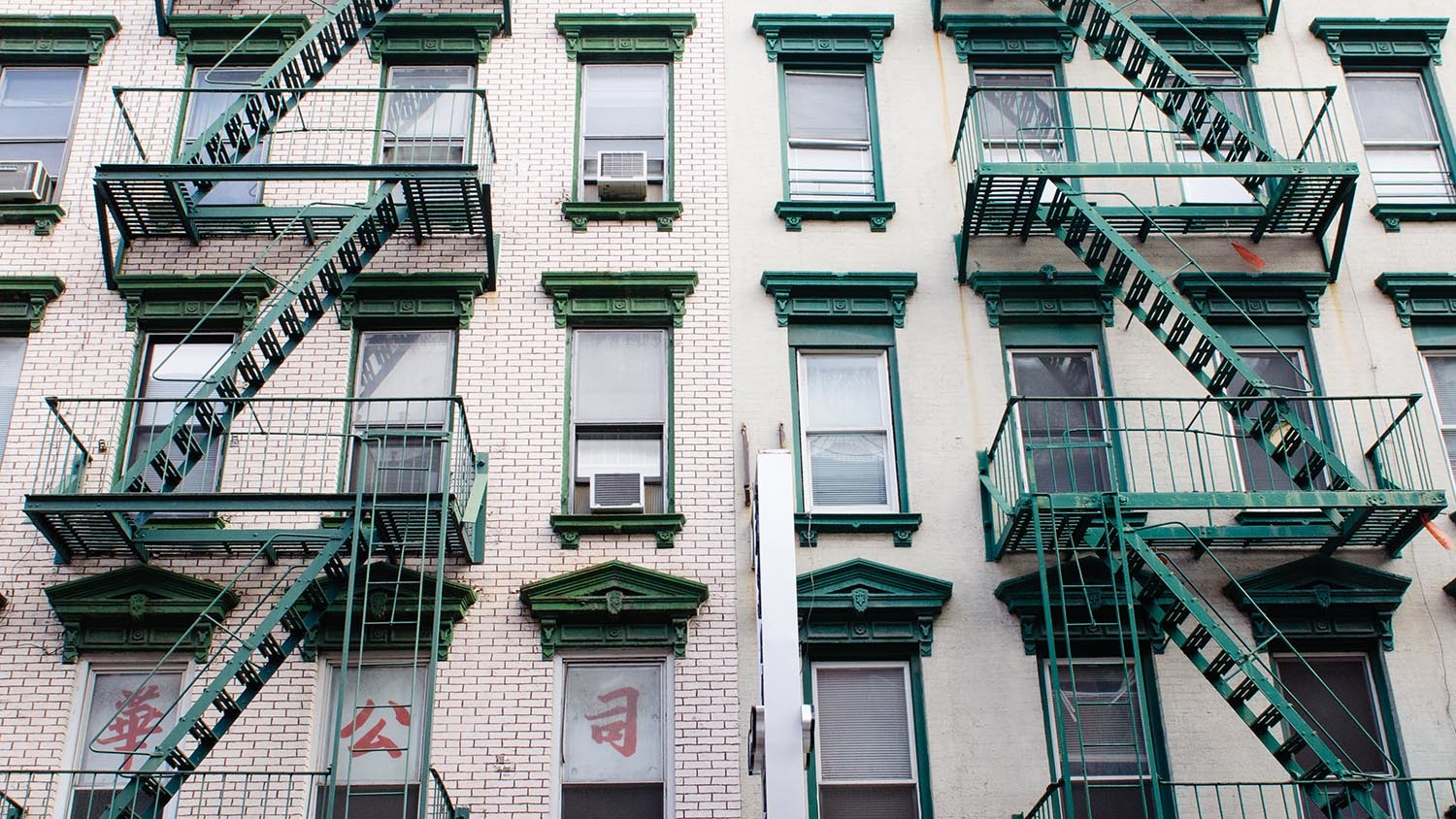 Beautiful photos of NYC's iconic fire escapes