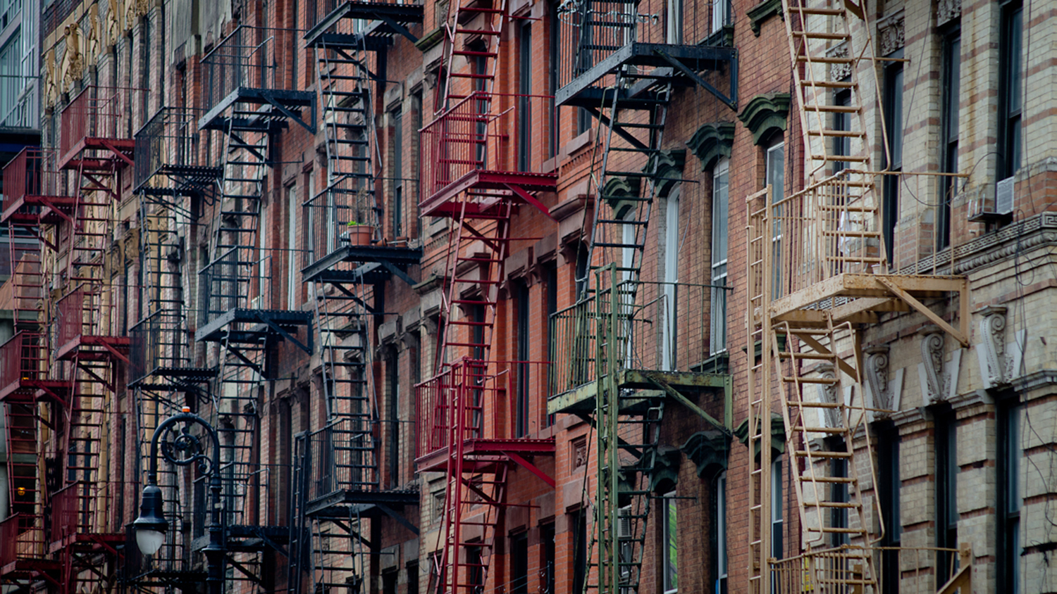 The Best Nyc Fire Escapes Slideshow