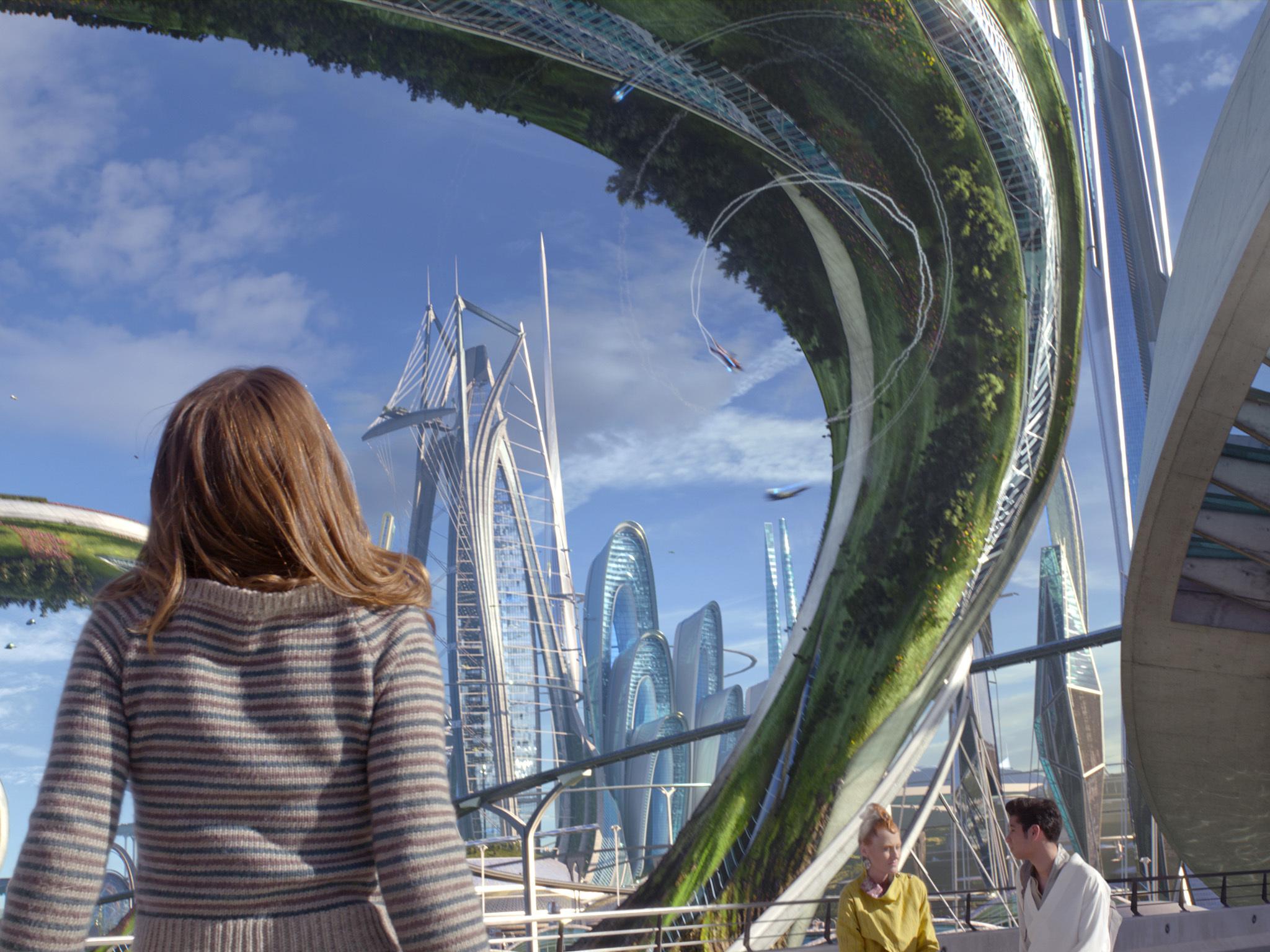 Tomorrowland (May 22, Walt Disney)