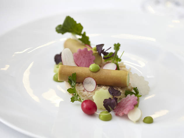Michelin star restaurants in London