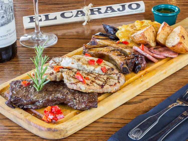 El Carajo International Tapas & Wines