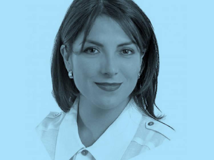 Silvia Pérez Ceballos