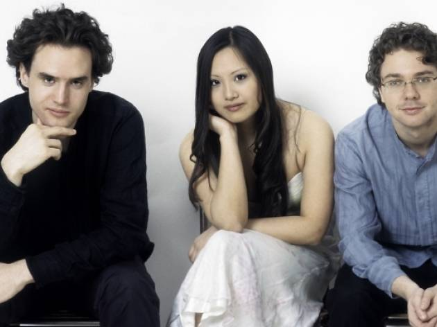 3X3= Sitkovetsky Piano Trio