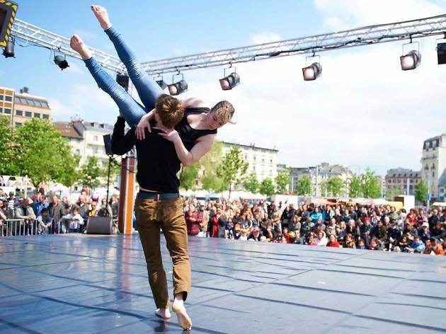 Zürich tanzt