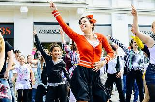 Fete de la Dance/Das Tanzfest