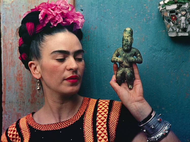 """Frida Kahlo: Art. Garden. Life."""