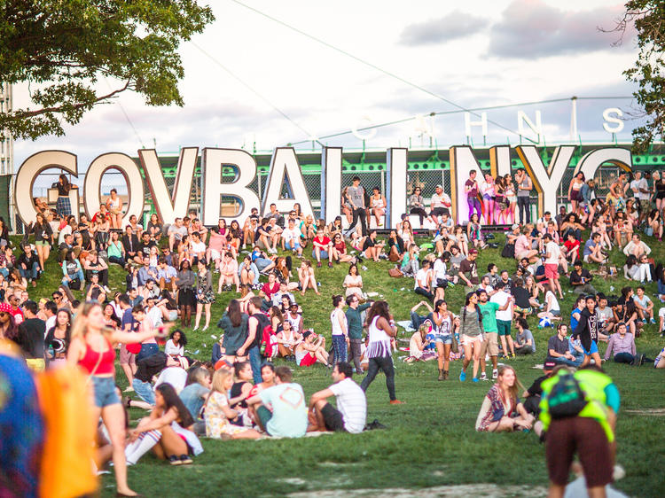 The 2015 Governors Ball Music Festival