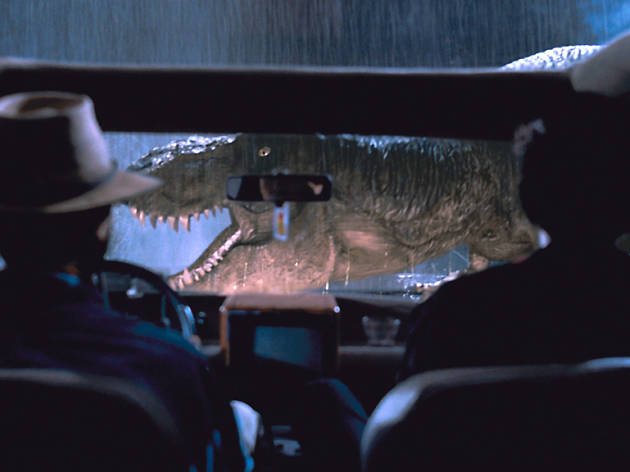 Summer on the Hudson Picture Show: Jurassic Park