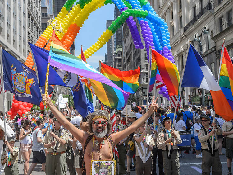 NYC Pride Month