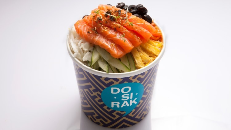 DoSiRak - Salmon
