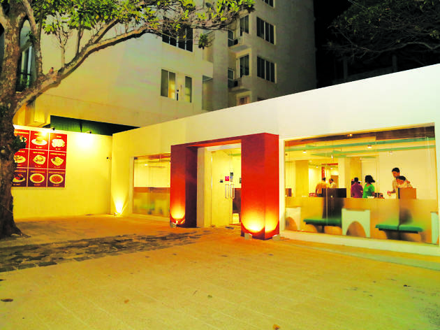 Kandoori is an Indian restaurant in Colombo
