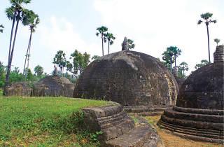 Kandarodai is a historical place in Jaffna, Sri Lanka