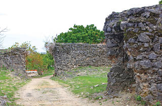 Portuguese Fort in Kayts