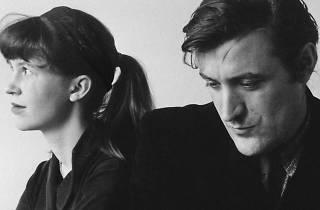 Sylvia Plath y Ted Hughes