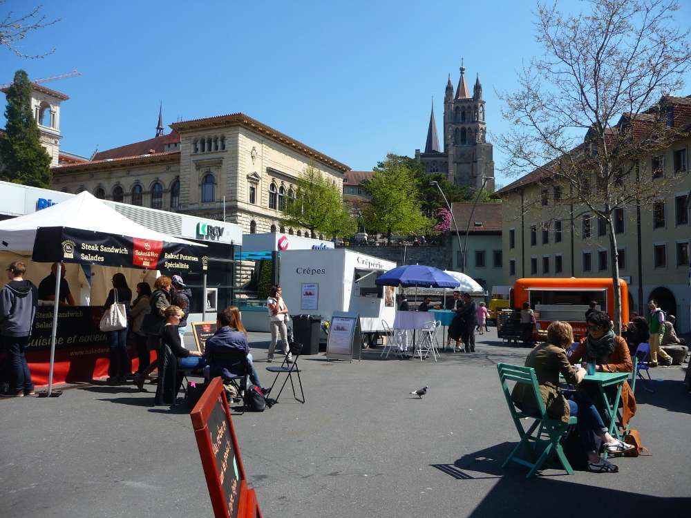 Food Truck Festival, Lausanne festival, Time Out Switzerland