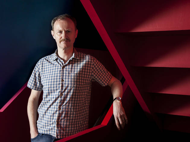 Mark Gatiss stars in The Vote