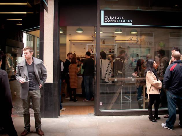 Curators Coffee Studio