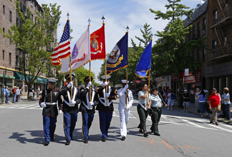 Brooklyn Memorial Day Parade