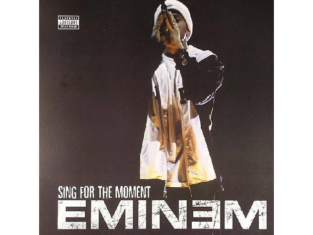 Eminem – Sing for the Moment